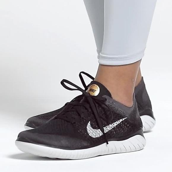 finest selection 70577 a9f55 Women's Nike Free RN Flyknit 2018 size 8